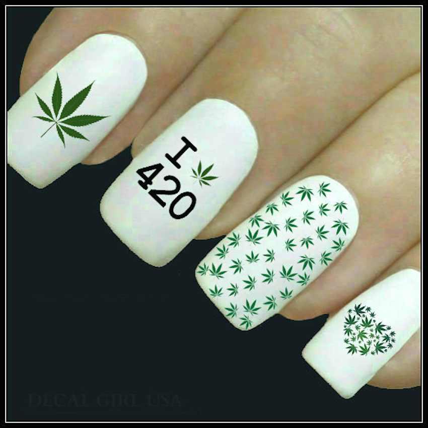 Cáñamo | Hacerse las uñas a la marihuana