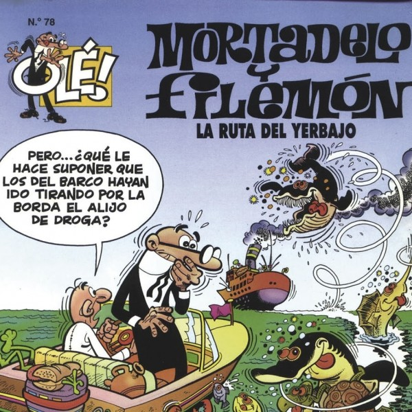 Mortadelo y Filemon 078
