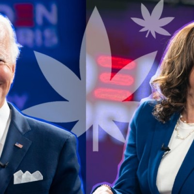 Kamala Harris asegura que Joe Biden descriminalizará el cannabis a nivel federal
