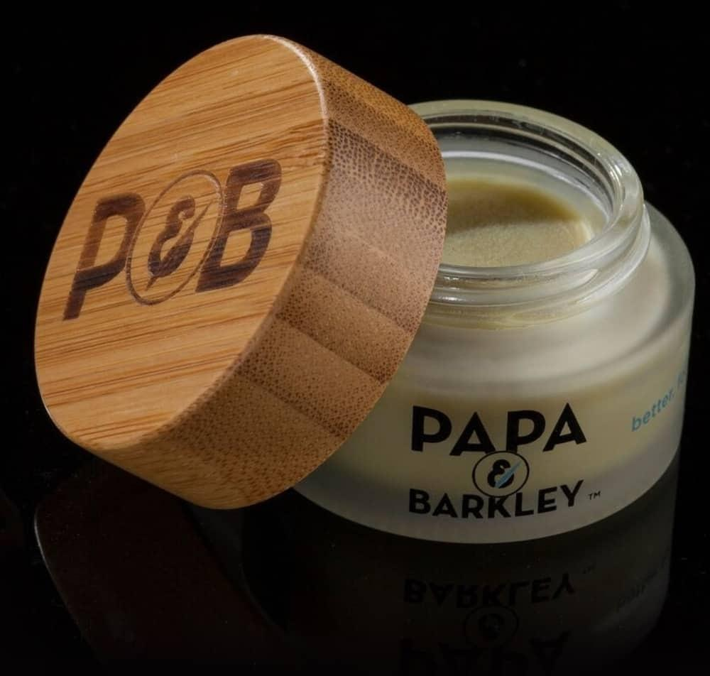 BEST TOPICAL: Releaf Balm 3:1 by Papa & Barkley