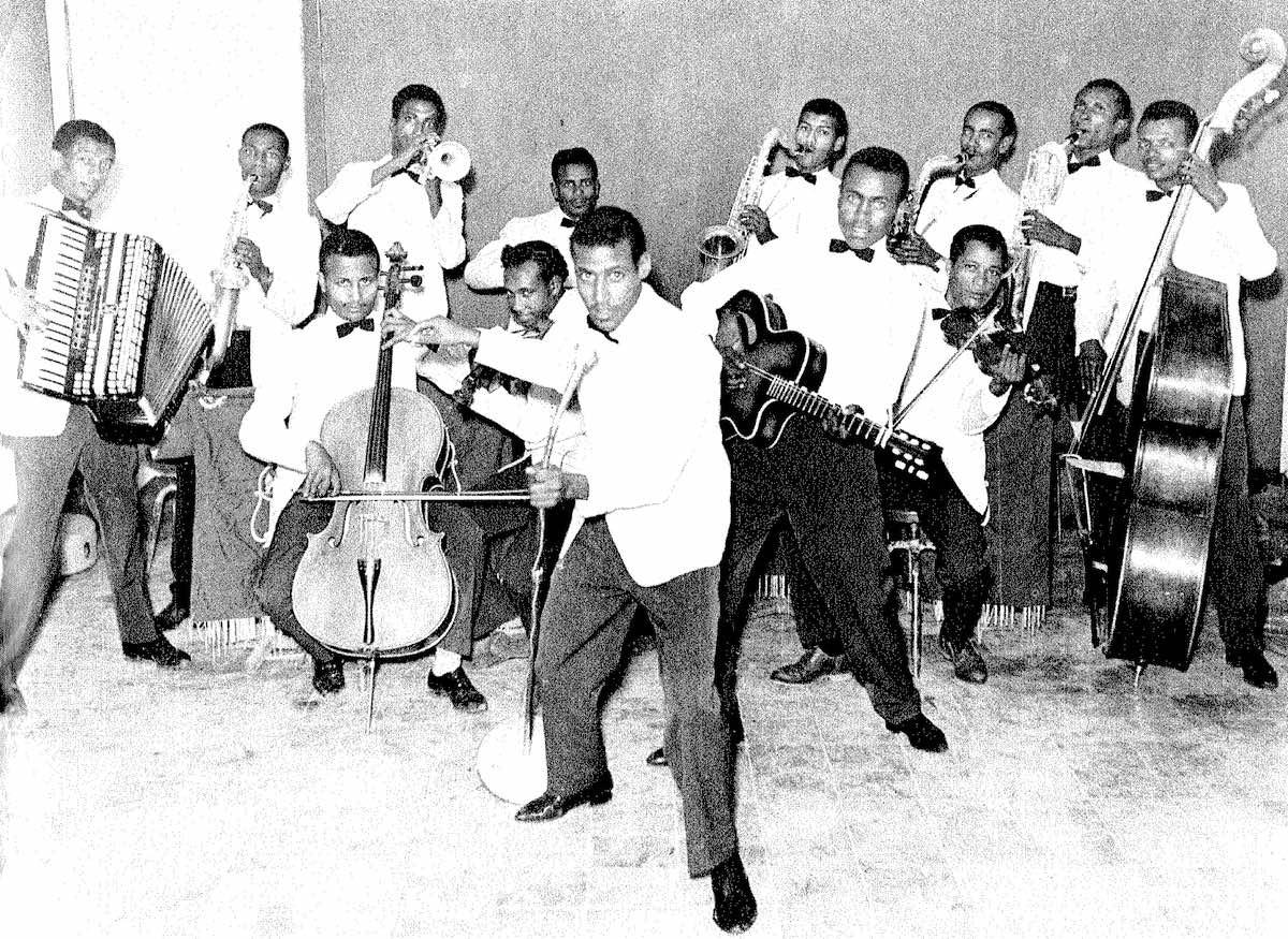 Police Band & Eritrea Police Band (1962-63)