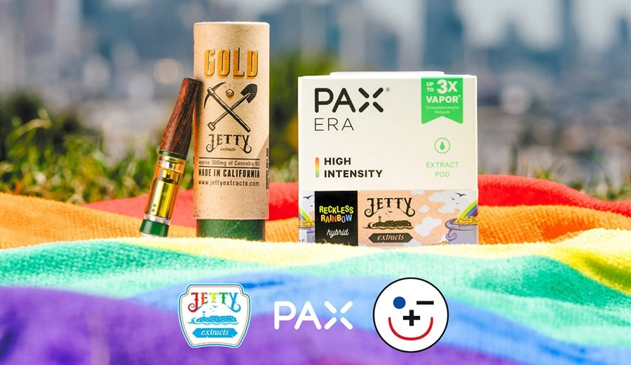 Jetty + PAX Era Reckless Rainbow Pod