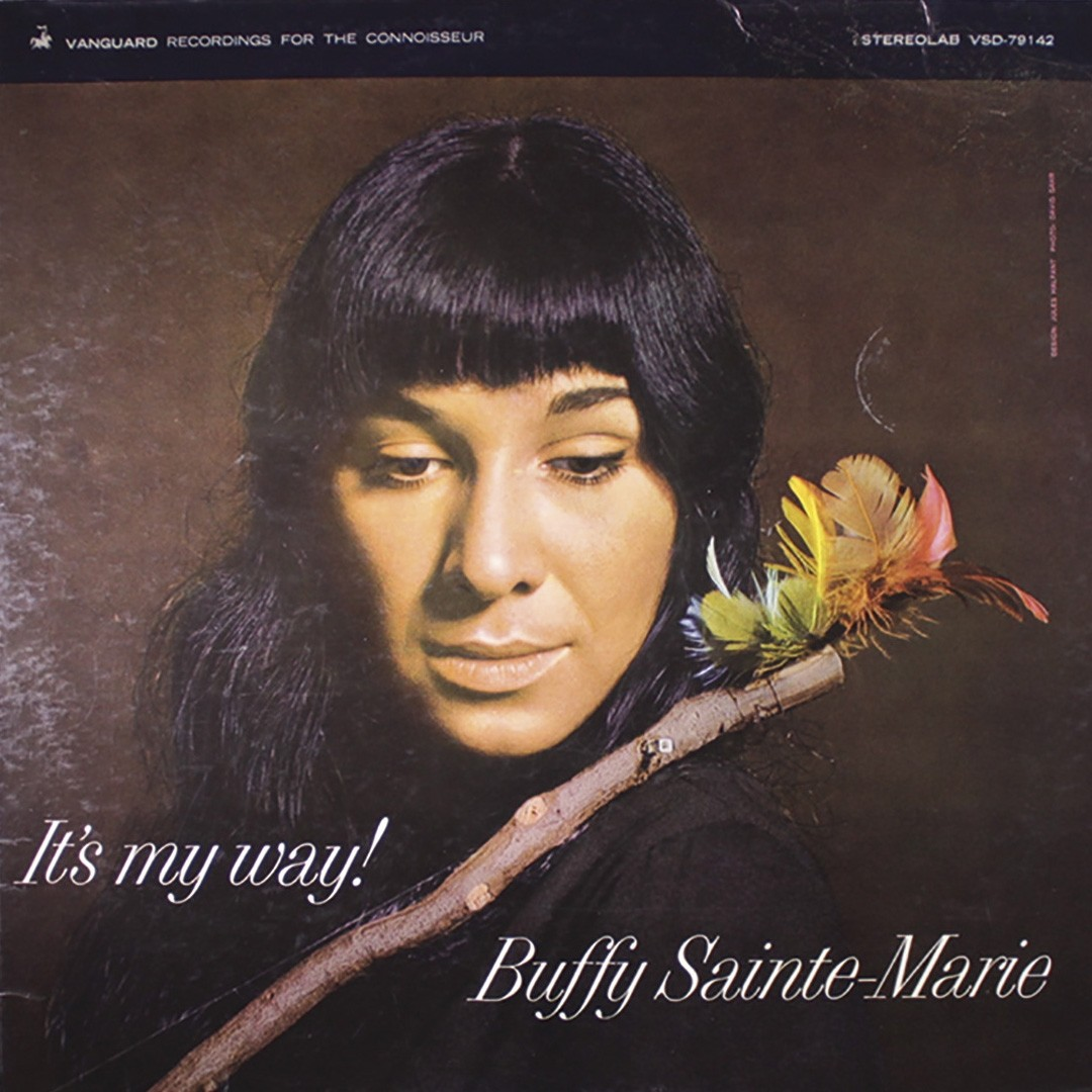 "Buffy Sainte-Marie. ""Cod'ine"""