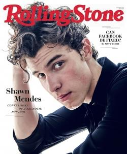 Rolling Stone Shawn Mendes