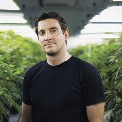 Mark Zekulin, presidente de Canopy Growth Corp.