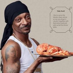 From Crook to Cook, el libro de recetas cannabicas de Snoop Dogg