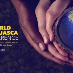 Tercera World Ayahuasca Conference en Girona