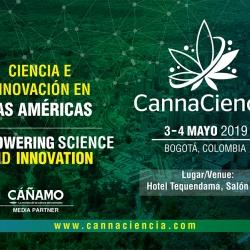 Simposio Científico CannaCiencia y Cannabiz Latino HUB en Colombia