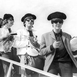 The Beatles en España