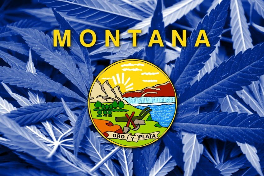 Montana contempla legalizar el cannabis recreativo
